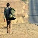 homeless - traveller