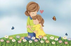 hug illustration